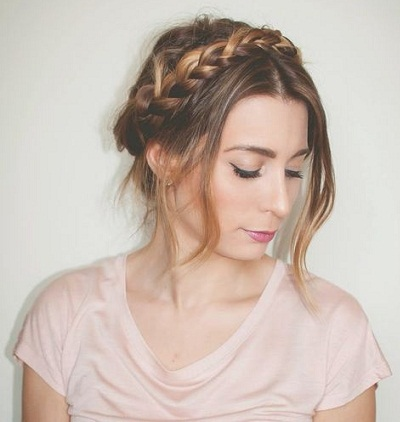 Simple and Easy Braid Hairstyles 21