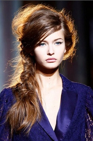 Simple and Easy Braid Hairstyles 22