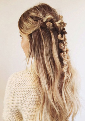Simple and Easy Braid Hairstyles 23