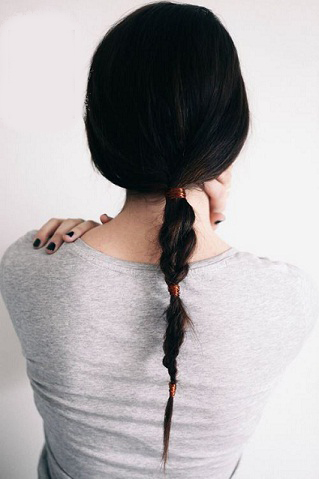 Simple and Easy Braid Hairstyles 24