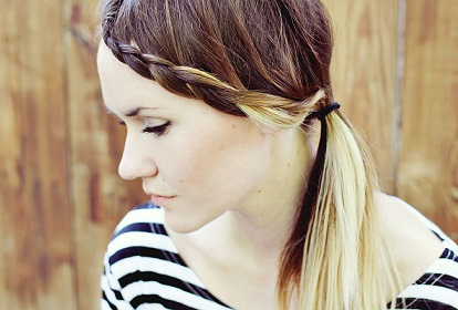 Simple and Easy Braid Hairstyles 25