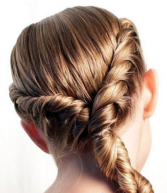 Simple and Easy Braid Hairstyles 26