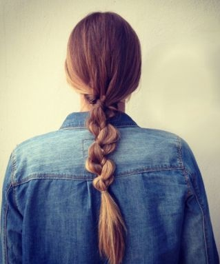 Simple and Easy Braid Hairstyles 27