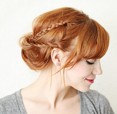 Simple and Easy Braid Hairstyles 28