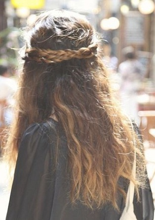 Simple and Easy Braid Hairstyles 29