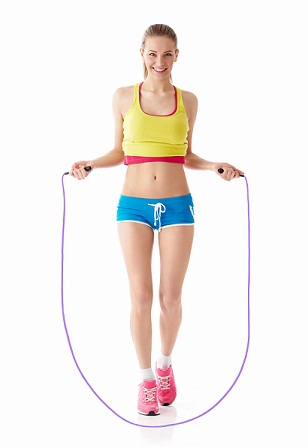 Skipping Rope for height