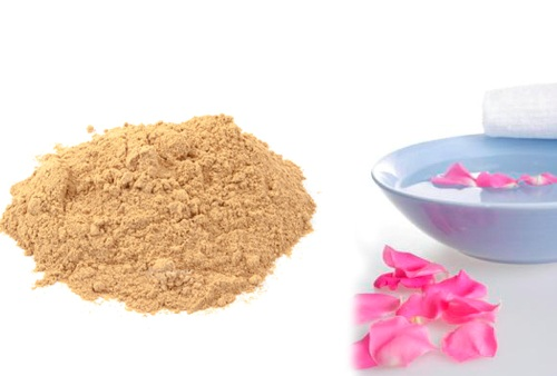 Soothing Sandalwood Face Pack
