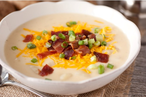 Food To Reduce Weight Soups