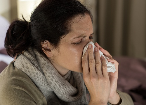 Stay Safe During Cold and Flu Seasons