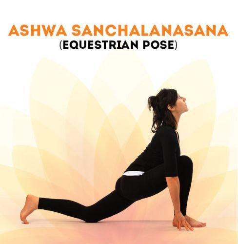 Surya Namaskar Ashwa Sanchalanasana