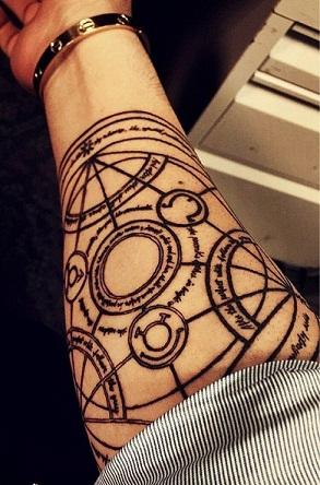Tattoo For Tourist