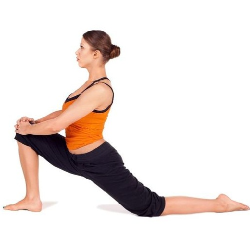 The Alternative Lunge Posture