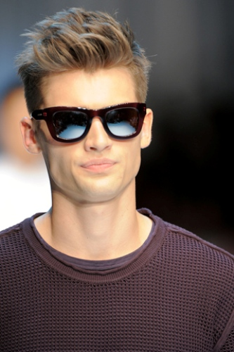 The Cool Bravado Hairstyle for Men