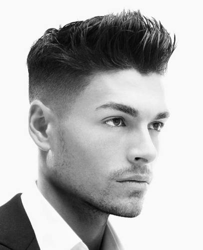 The Fantastically Kingly Men's Hairstyle