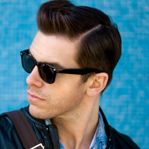 The Relaxed Pompadour Haircut For Men