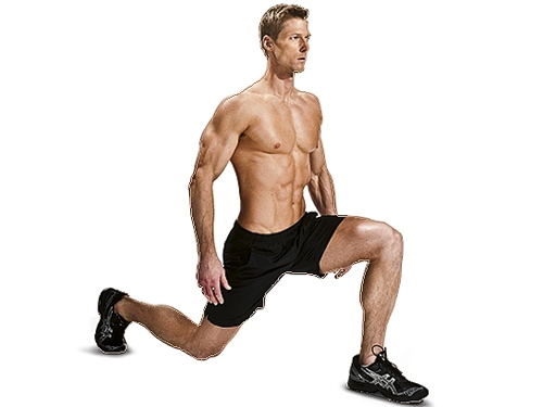 The Running Stretch Flexibility Exercises
