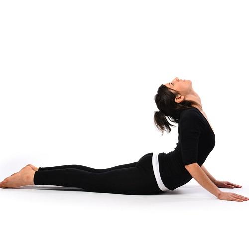 The cobra posture