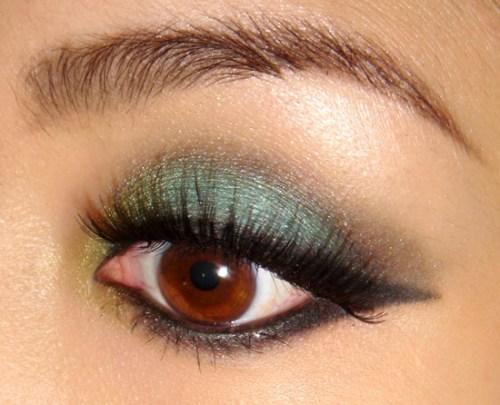 eye makeup for asian eyes