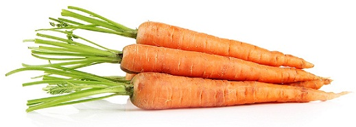 Vitamin h foods Carrots