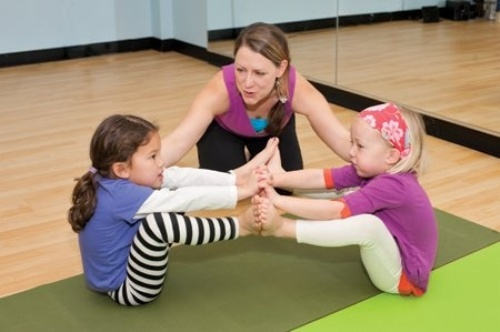yoga for children(kids)