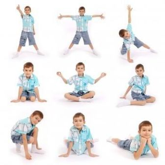 yoga asanas for children(kids)