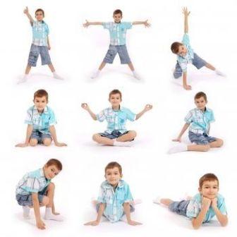 Yoga Poses And Names For Kids Yoga and meditation fo...