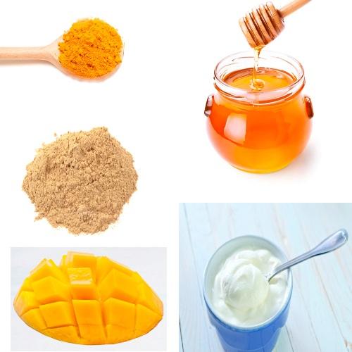 Yummy Mango Face Mask
