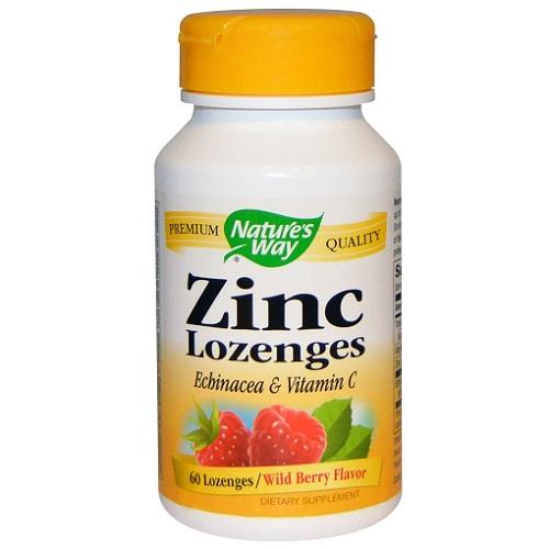 Zinc Lozenge