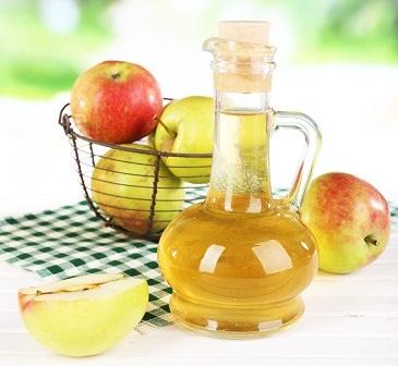 apple cider vinegar For Long Hair