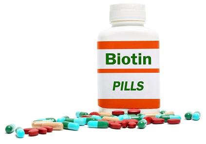 biotin-hair