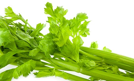 celery for Straighten Your Curly Hair