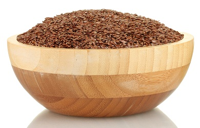 flax seed for Thick Hair