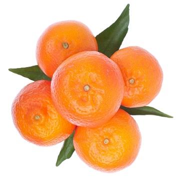 Oranges for long hair