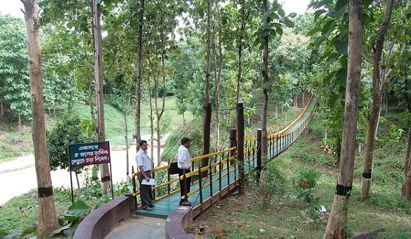parks in tripura
