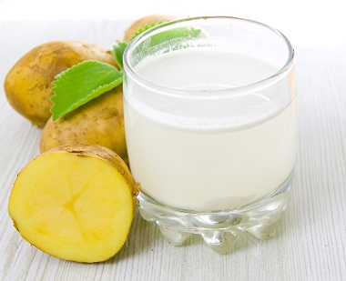 potato juice For Long Hair (2)