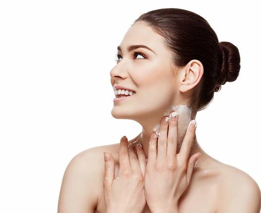 prevent Neck wrinkles
