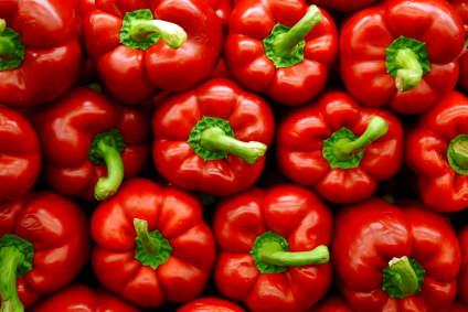 Diabetes Patient Food Red Bellapepper