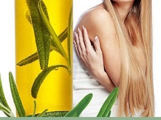 uses of rosemary oil for hair