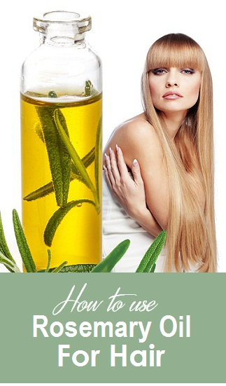 uses of rosemary oil for hair