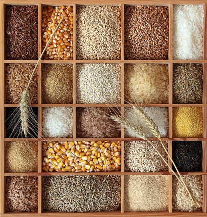 Whole Grains Food For Healthy Hair Growth