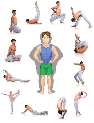 25 easy and effective yoga poses for losing weight fast