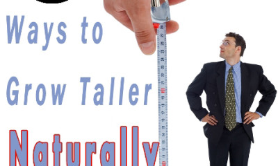 Any Natural Ways To Get Taller