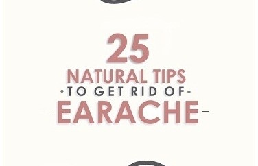 Natural Home Remedies For Earache