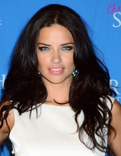 adriana lima beauty tips