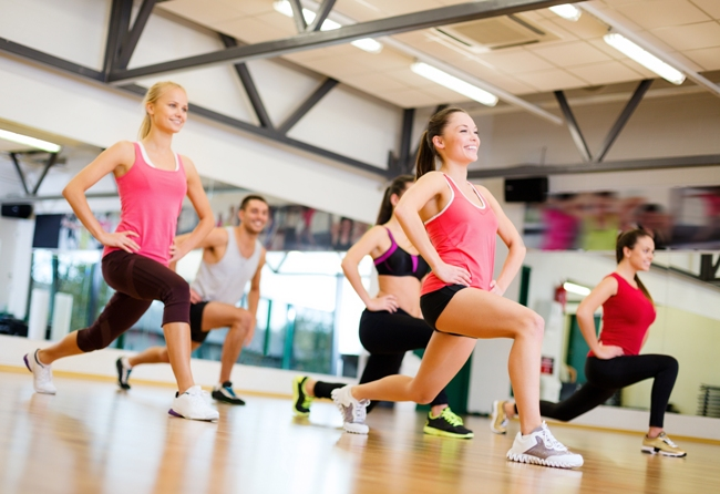 aerobics for weight loss