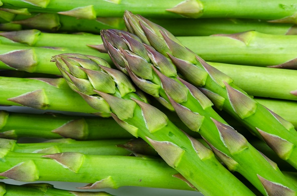 Asparagus to Treat Tendonitis in Foot