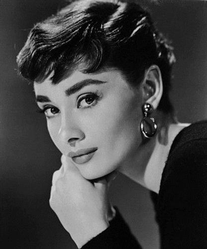 Beautiful Eyes in the World - Audrey Hepburn