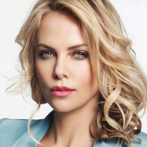 Beautiful Eyes in the World - Charlize Theron