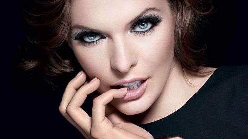 Beautiful Eyes in the World - Milla Jovovich