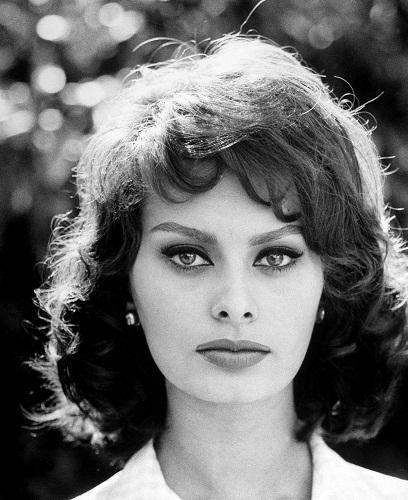 Beautiful Eyes in the World - Sophia Loren